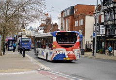 36925 411DCD (PD3.) Tags: adl enviro 200 36925 411dcd 411 dcd hovertravel hoverbus hover southsea bus buses hampshire hants england uk portsmouth stagecoach interchange station hard gunwharf quays