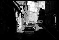 2019-01-20-Liège-15 (Pontalain) Tags: alley anyvision automotivedesign automotivelighting automotivewindowpart black blackandwhite car city citycar compactcar downtown familycar infrastructure labels lane modeoftransport monochromephotography motorvehicle neighbourhood night nonbuildingstructure photography road snapshot street style thoroughfare tintsandshades town urbanarea vehicle white architecture building contrejour filmnoir monochrome personnage piéton rue voiture