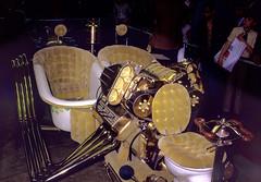 Bath Tub Car NYC Auto Show April 1969 (C E Maier) Tags: spotmaticf 35mmlens flash