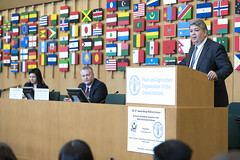 12173r029 (FAO News) Tags: italy europe georgemcgovernlecture usa rome