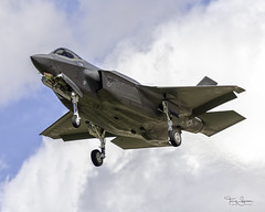 United States Air Force Lockheed Martin F-35A Lightning II 15-5127 (Hawg Wild Photography) Tags: united states air force lockheed martin f35a lightning ii 155127 terrygreen lukeairforcebase hawg wild photography nikon d850 sigma 150600 contemporary lt col pete bolt cossette 63d fighter squadron panthers 56th operations group