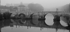 Rome November 2018 (scatman otis) Tags: roma rome romeitaly italy fog blackandwhite bw monochrome lovelycity