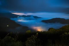DSC02626-ps (JIMI_lin) Tags: 露營 司馬限山嵐露營區 苗栗 taiwan 雲海 seaofclouds 琉璃光