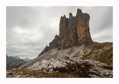 The South Side of the Tre Cime (www.halkaphoto.com) Tags: europe italy alps dolomites mountains trecimedilavaredo dreizinnen sextendolomites southtyrol sudtirol peaks rocks