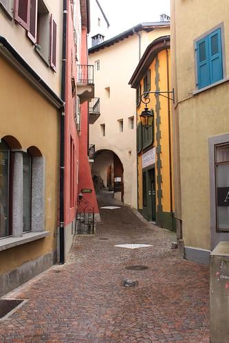 Sion old town / Сион, Старият град