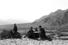 Young monks (Paolo Levi) Tags: monk matho gompa monastery ladakh sakya india buddhism buddhist canon ftb fd 50mm tmax