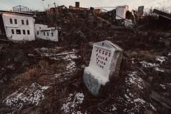 Abandoned Holy Land (rantropolis) Tags: abandoned amusement park holyland holy land nikon d750 15mm sunset urbex urbanexploration