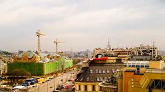 Moscow / Москва (camelopardalisi) Tags: digitalphotography sony sonyslt город городмосква москва столица horizon city capital смотроваяплощадка cityview