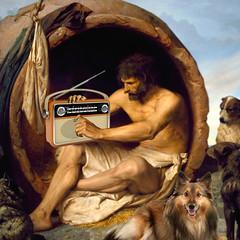 Diogenes (jaci XIII) Tags: diógenes filósofo grecia pensador rádio música cão pessoa homem diogenes philosopher greece thinker radio music person man dog