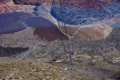 Le Teide,  La Téléphérique (moscouvite) Tags: heleneantonuk sonydslra450 espagne tenerife voyage volcan nature mont