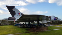 Avro Vulcan B.2 c/n SET32 United Kingdom Air Force serial XL360 (Erwin's photo's) Tags: united kingdom england coventry midland air museum preserved aircraft aviation raf rn usaf royal force avro vulcan b2 cn set32 serial xl360