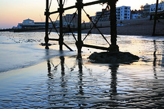 2018_05_06_0187 (EJ Bergin) Tags: sussex westsussex landscape worthing sunset beach sea seaside worthingpier seafront