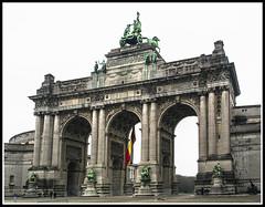 Paseando por Bélgica (edomingo) Tags: edomingo olympusomdem5 mzuiko1240 bélgica bruselas parquedelcincuentenario paisesbajos