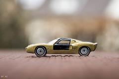 Siku Modellauto Ford GT 40 (B-Focused) Tags: siku makro auto sony alpha