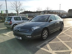 Citroen C6 Exclusive HDi (auto) (VAGDave) Tags: citroen c6 exclusive hdi auto 2008
