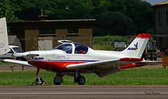 Alpi Aviation Pionner 300S ~ 13NT (Aero.passion DBC-1) Tags: 2008 meeting dijon dbc1 david biscove aeropassion avion aircraft aviation plane airshow alpi pionner 300 ~ 13nt