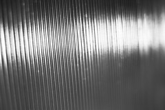 Sounding Out (belleshaw) Tags: blackandwhite oakglen greenhouse windows ribbed grooves texture detail abstract