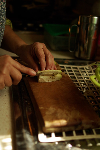 Trofie con le melanzane (2)