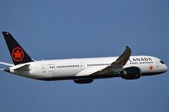 "Air Canada C-FVLX Boeing 787-9 Dreamliner cn/38356-668 ""855"" @ EDDF / FRA 08-10-2018 (Nabil Molinari Photography) Tags: air canada cfvlx boeing 7879 dreamliner cn38356668 855 eddf fra 08102018"