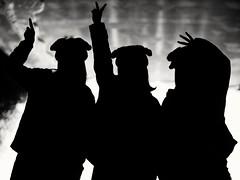 ☝️✌ (-Faisal Aljunied - !!) Tags: faisalaljunied tokyostreet disneysea streetphotography blackandwhite silhouettes nightphotography olympus75mm18 olympusem5 123