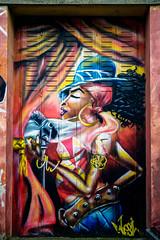 Détail. (Alexandre LAVIGNE) Tags: pentaxhddfa2470mmf28edsdmwr pentaxk1 saintquentin fresque pentax tag ambiance art graffiti k1 lumière scène streetart urbain picardiehautsdefrance