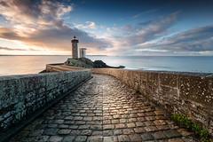 Le Petit Minou (Guénolé TREHOREL) Tags: lighthouse bretagne brittany beautifullight breathtakinglandscapes finistère phare sunrise seascape seahouse