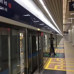 IMG_7775 (Billy Gabriel) Tags: mrt mrtstation jakarta subway metro indonesia trial rail underground