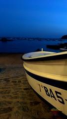Vamos a navegar a un mundo mejor! (ldomenech33) Tags: mar sea boat barca playa beach calelladepalafrugell costabrava catalunya summer verano
