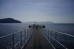 DSC04548.JPG (kabamaruk) Tags: edited kagawa shikoku naoshima street sky sea