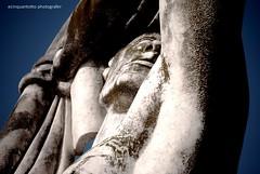 EROICA (Ecinquantotto (+ 1.890.000 views !!! GRAZIE) Tags: architettura architecture art arte marmo stadiodeimarmi statue colori colors d3000 rome roma italia italy nikon