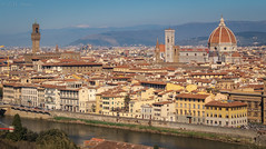 Firenze Skyline (TMStorari) Tags: firenze florence skyline piazzalemichelangelo piazzale michelangelo belvedere toscana tuscany duomodifirenze duomo arno città city panorama landscape landscapephotography spring march italia italy italien italian explore visit landschaft cities worldcities europe europa overlook cityscapes cityscape