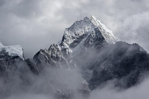 Khumjung view - Nepal