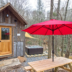"""Cabin in Tennessee <a style=""""margin-left:10px; font-size:0.8em;"""" href=""""http://www.flickr.com/photos/132885244@N07/32630160987/"""" target=""""_blank"""">@flickr</a>"""