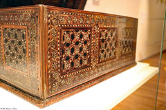 Wooden box (Can Pac Swire) Tags: middleeastern art museum islamic agakhan toronto ontario canada canadian arabic muslim 2018aimg6905