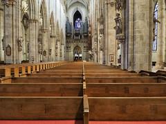 Leere Reihen (Paramedix) Tags: ulm münster germany deutschland badenwürttemberg kirche church