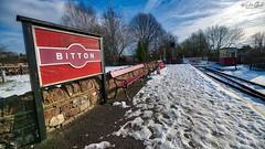 Bitton Station (AreKev) Tags: bittonrailwaystation railwaystation heritagerailway railwayplatform platform snow avonvalleyrailway avonvalleyrailwaycompanyltd avonvalley midlandrailway mangotsfieldbath branchline railway bitton southgloucestershire southwestengland england uk aurorahdr2018 hdr aurorahdr nikond850 nikon d850 sigma1424mmf28dghsmart sigma 1424mm 1424mmf28dghsm