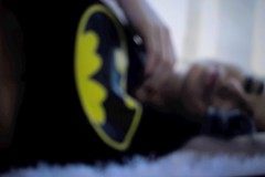 ghostbat (chuava88) Tags: lying photography photo nikon batman girl sexy sleep blur