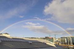 Rainbow in Dublin (rickybon) Tags: rainbow dublin pentaxk5 pentaxflickraward pentaxart pentax k5 riccardobonelli