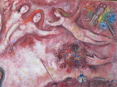 20171011 PACA Alpes-Maritimes Nice - Musée Chagall - Cantique des cantiques -017 (anhndee) Tags: paca alpesmaritimes nice painting painter peinture peintre musée museum museo musee