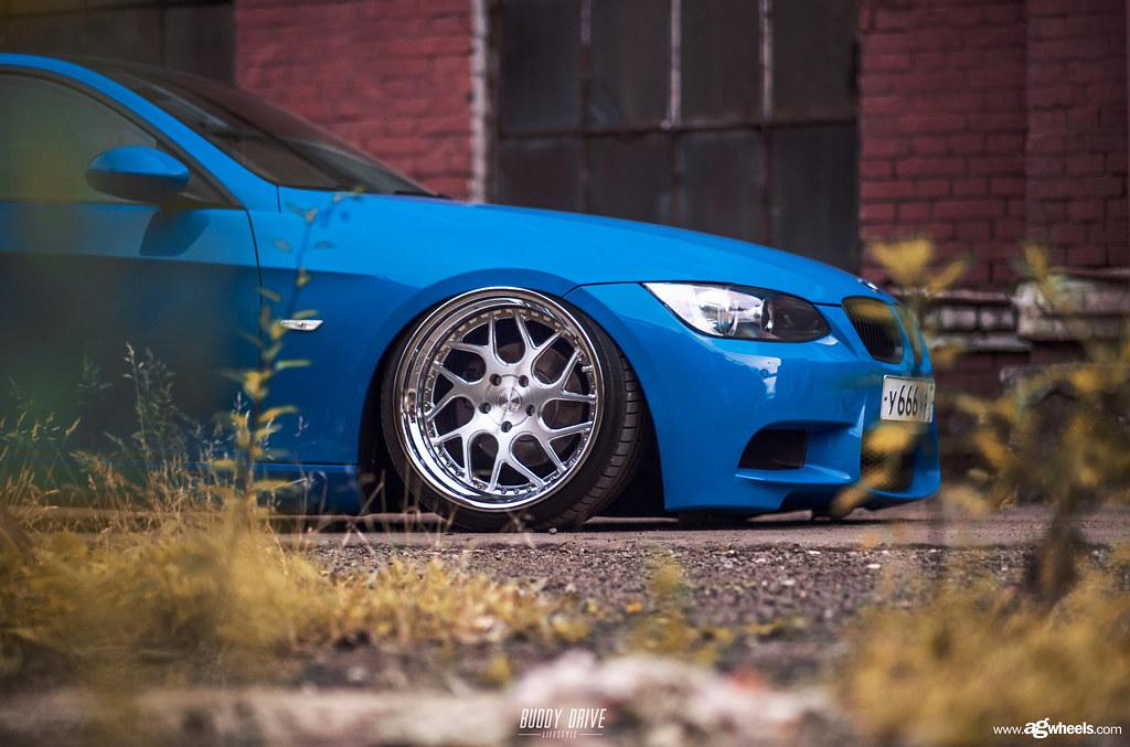 BMW 335i - F111 Brushed Polished