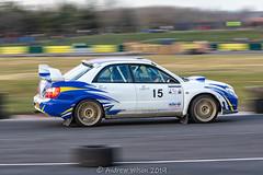 Car No. 15 (@toonaew) Tags: panning croft jackfrost rally subaru impreza