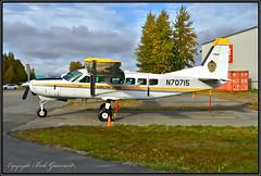N70715 Alaska State Troopers (Bob Garrard) Tags: n70715 alaska state troopers cessna 208 caravan lhd palh anc panc anchorage