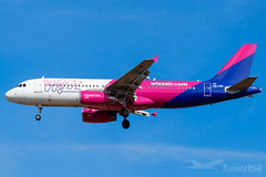 HA-LWH | WIzz Air | Airbus A320-232 | BUD/LHBP (Tushka154) Tags: hungary wizzair airbus ferihegy budapest a320232 a320 spotter a320200 halwh airbusa320 aircraft airplane avgeek aviation aviationphotography budapestairport lhbp lisztferencinternationalairport planespotter planespotting spotting