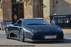 Blenheim Palace Classic and Supercar Show 2018 - Lamborghini Murcielago (Si 558) Tags: lamborghini murcielago lamborghinimurcielago 2018 palace classiccarshow blenheimpalace