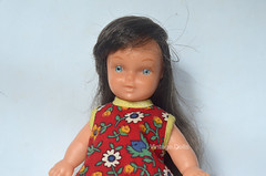 Unknow Bella Doll (vintage.dolls) Tags: bella doll made france vintage collectible dolls