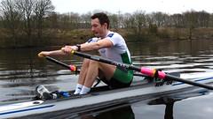 IMG_0996 (NUBCBlueStar) Tags: rowing remo rudern river aviron february march star university sunrise boat blue nubc sculling newcastle london canottaggio tyne hudson thames sweep eight pair