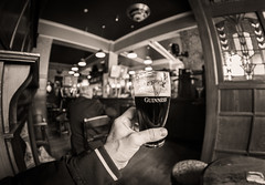 Newcastle a day out. . . (CWhatPhotos) Tags: cwhatphotos flickr camera photographs photograph pics pictures pic picture image images foto fotos photography artistic that have which contain photo photos olympus four thirds newcastle upon tyne wear day out em1 mzuiko 8mm f18 fisheye fish eye views view north east england pub guinness gateshead nags head public house drink alcohol sepia tint grey greynagshead