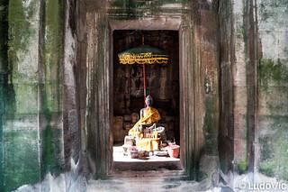 Buddha of Angkor Thom