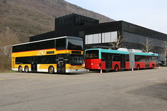 2019-04-02, Biel/Bienne, Rue de Zürich (Fototak) Tags: autobus bus trolleybus filobus obus vb tpb swisstrolley carpostal neoplan bielbienne switzerland 2579 85 naw hess