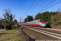 Trenitalia ETR610 n.4 - Somma Lombardo (FabioMiottoPhoto.com) Tags: etr610 610 pendolino svizzera somma lombardo eurocity milano zurich zurigo treno ferrovia train railway bahn zug